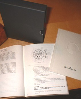 Boxed set of booklets